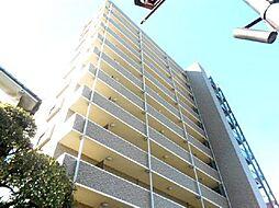 埼玉県さいたま市浦和区常盤3丁目の賃貸マンションの外観
