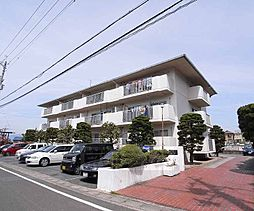 京都府京都市伏見区深草大亀谷大山町の賃貸マンションの外観