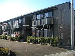 シャーメゾン和 B棟[1階]の外観
