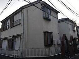 東京都板橋区三園1丁目の賃貸アパートの外観