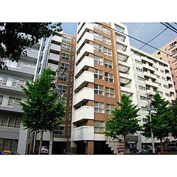 北海道札幌市中央区南二条西12丁目の賃貸マンションの外観