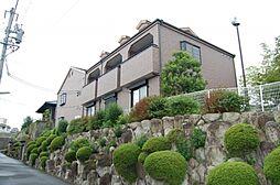 松本台イースト[1階]の外観