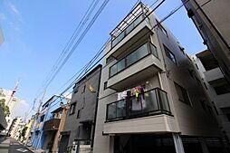 兵庫県神戸市灘区原田通3丁目の賃貸マンションの外観