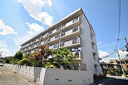 高槻ファミリーハイツA・B棟[B104号室]の外観