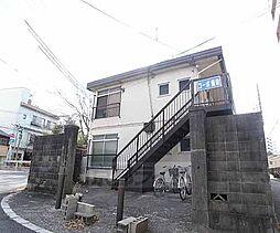 京都府京都市下京区西高瀬川五条下る平居町の賃貸マンションの外観
