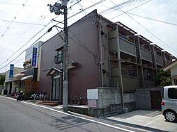 マンションシャトロー[1階]の外観