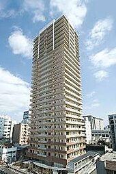 カスタリアタワー長堀橋[1206号室]の外観