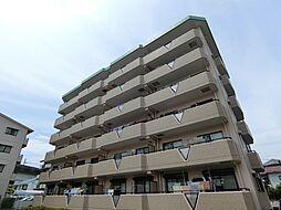 プランドール南茨木[6階]の外観