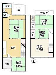 鞍馬口駅 980万円