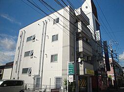 東京都東大和市南街5丁目の賃貸マンションの外観