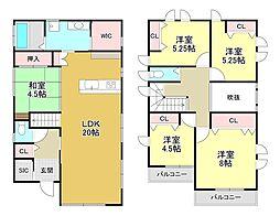 西鈴蘭台駅 3,380万円