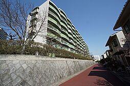 千里王子高層住宅B棟[5階]の外観