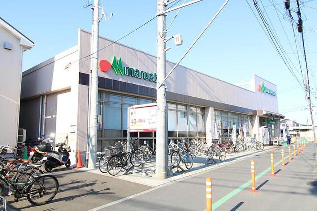 周辺(マルエツ香川駅前店 徒歩5分。 340m)