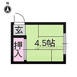 二条駅 1.4万円
