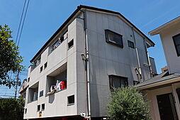 福岡県春日市春日公園7丁目の賃貸マンションの外観
