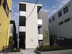 東京都葛飾区東立石1丁目の賃貸マンションの外観