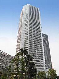 東京都江東区東雲1丁目の賃貸マンションの外観