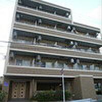 大阪府吹田市片山町3丁目の賃貸マンションの外観