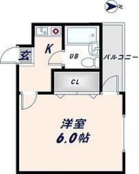 河内花園駅 1.9万円
