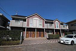 山口県下関市梶栗町2丁目の賃貸アパートの外観