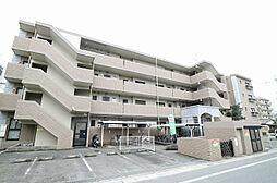 福岡県春日市大土居2丁目の賃貸マンションの外観