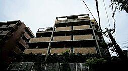 ヒルズ西赤坂[3階]の外観