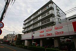京王小金井マンション[3階]の外観