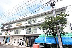 横山マンション[305号室]の外観