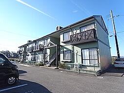兵庫県小野市二葉町の賃貸アパートの外観