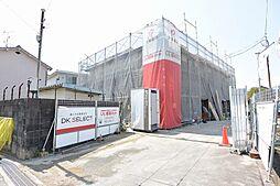 (仮)藤阪元町ペット可能コッティ[2階]の外観
