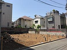 谷根千エリア 「千駄木」駅8分 駅近8分ながら周辺は閑静な雰囲気の住宅街です。