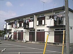 コーポ中根[201号室]の外観