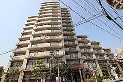 ハイタウン神宮山壱番館[6階]の外観