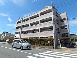 埼玉県上尾市小泉6丁目の賃貸マンションの外観
