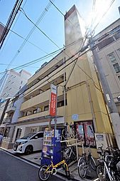 大阪府大阪市北区浪花町の賃貸マンションの外観