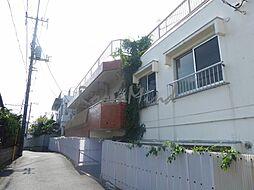 神奈川県横浜市南区山谷の賃貸マンションの外観
