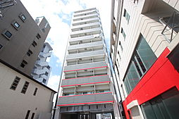 広島県広島市西区西観音町の賃貸マンションの外観