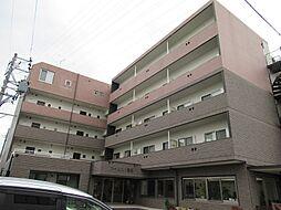 カーメル1番館[3階]の外観