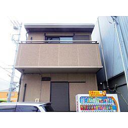 静岡県静岡市清水区梅田町の賃貸アパートの外観