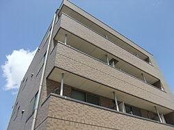 東京都板橋区小茂根3丁目の賃貸マンションの外観