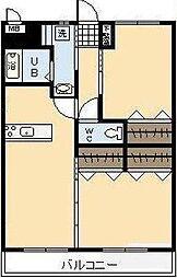 (新築)大塚町竹下マンション[106号室]の間取り