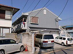 千葉県浦安市堀江2の賃貸アパートの外観