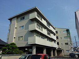 プレジデントハイツ新浜[302号室]の外観