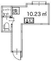 サークルハウス高島平[1階]の間取り