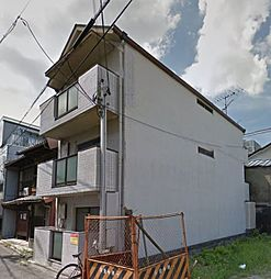 京都府京都市左京区岡崎徳成町の賃貸マンションの外観
