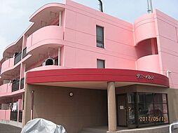 群馬県高崎市八千代町4丁目の賃貸マンションの外観