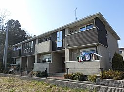 千葉県千葉市緑区富岡町の賃貸アパートの外観