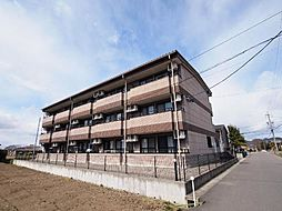 岐阜県美濃加茂市加茂野町今泉の賃貸マンションの外観