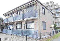 神奈川県相模原市緑区東橋本2の賃貸アパートの外観