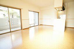 福岡県古賀市今の庄3の賃貸マンションの外観